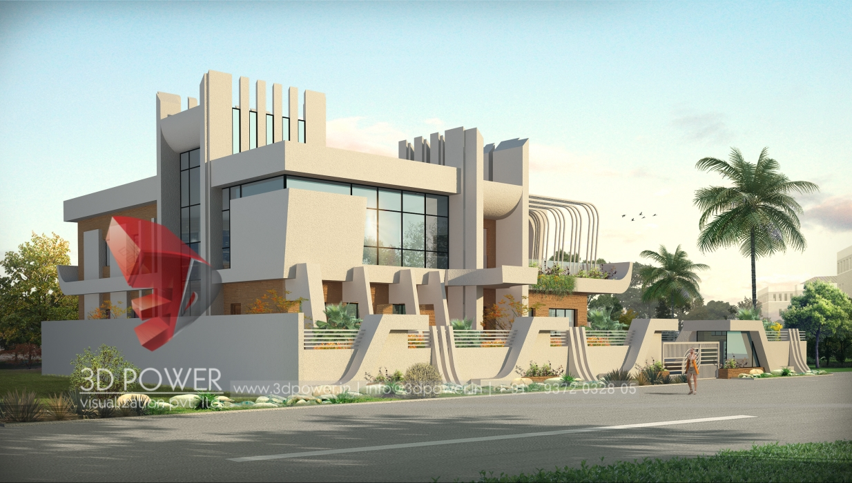 Ultra modern home designs home designs for Architecture design for home in pune