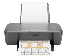 HP Deskjet 1000 J110b baixar o Driver