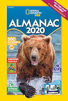 Review of National Geographic Kids Almanac 2020 by National Geographic