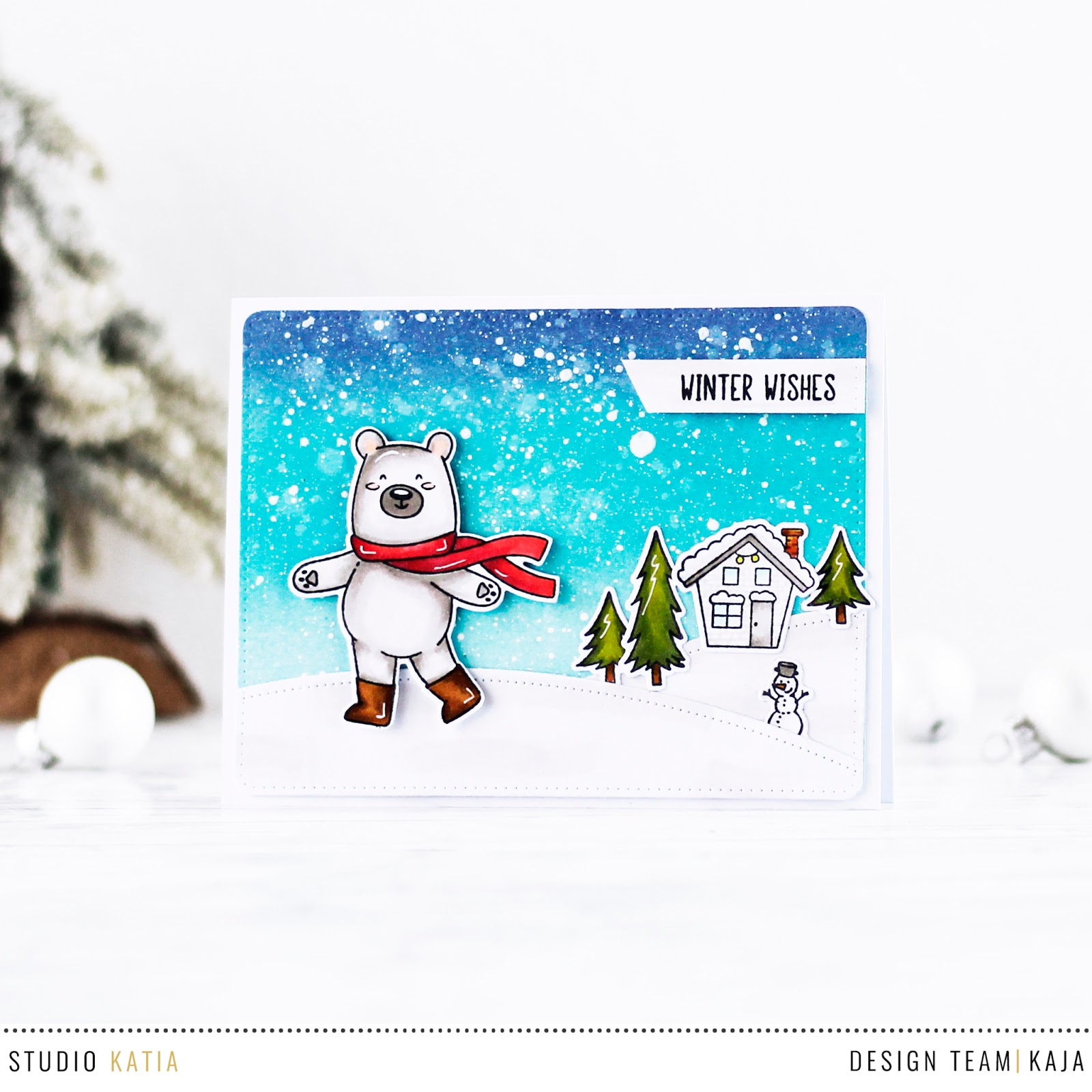 Winter wishes | STUDIO KATIA