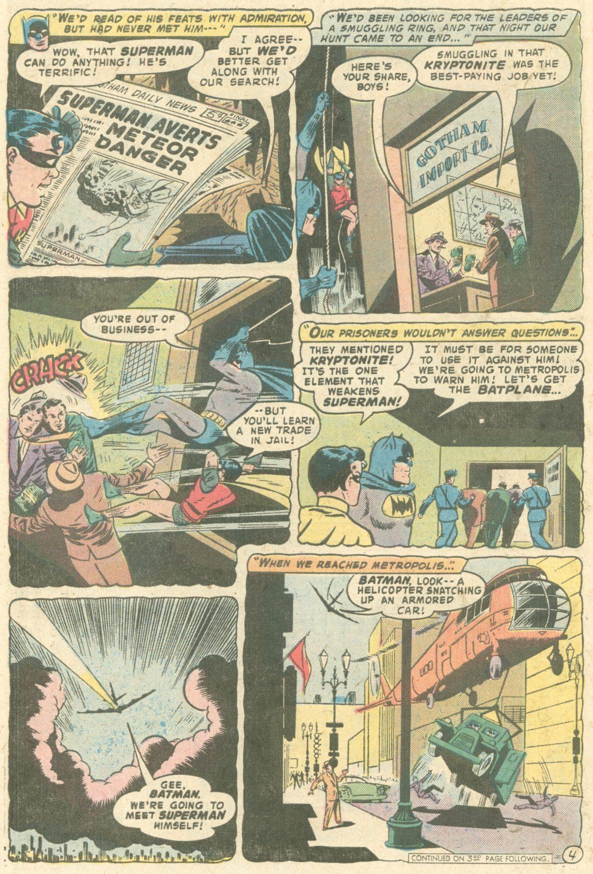 Read online World's Finest Comics comic -  Issue #229 - 6