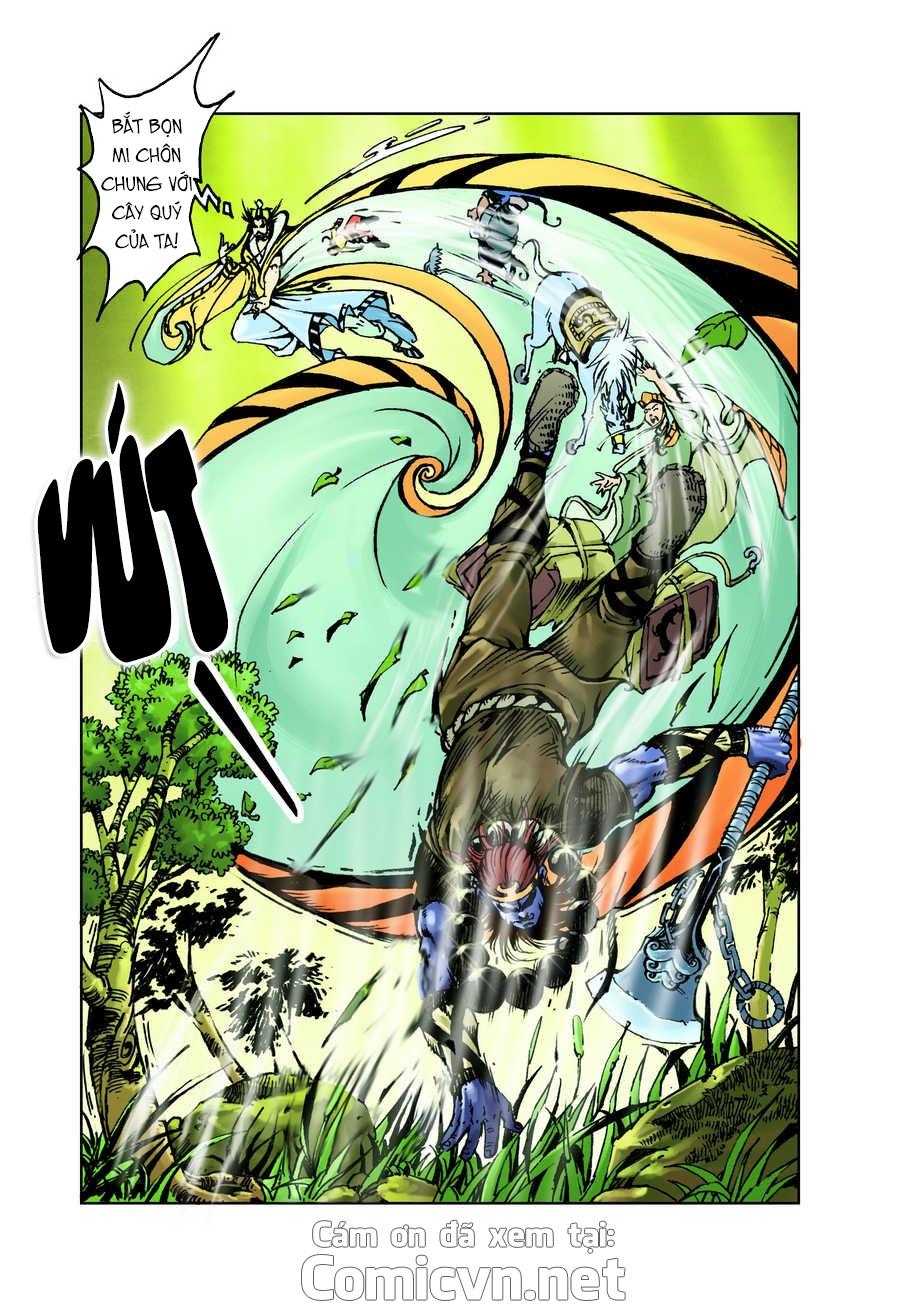 Tây Du Ký màu - Chapter 49 - Pic 4
