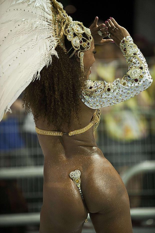 Brazil Carnival Girls Nude