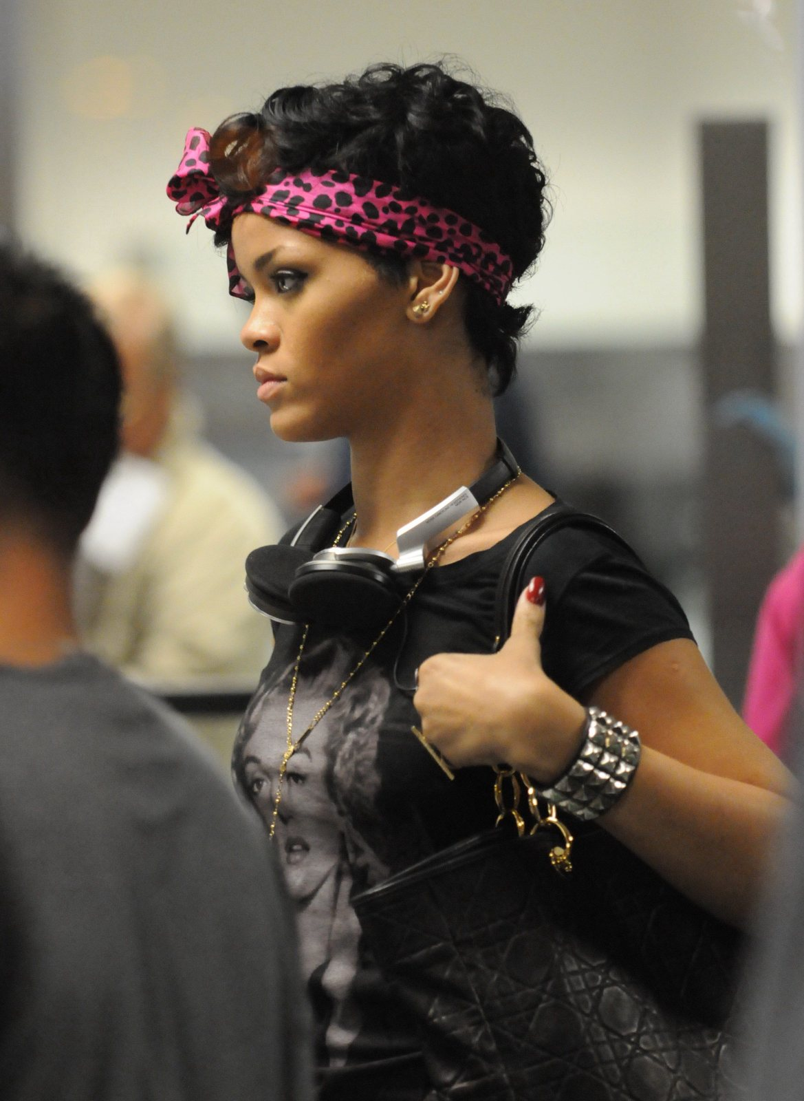 Rihanna Headband Look Hot Or Not My Spiced Life