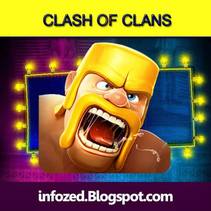 Clash of Clans, Video Game, SuperCell, Android, Apple, iOS, iPhone, Samsung, Google Play Store, GooglePlay, iPad, AppStore,