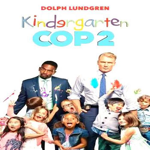 Kindergarten Cop 2 Poster Film