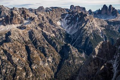 Tourenhotspots Dolomiten