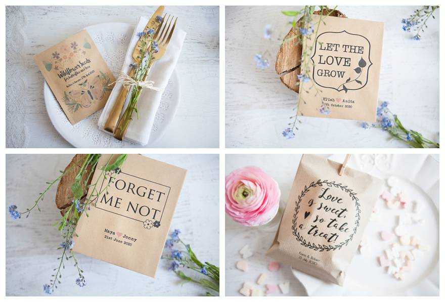 Cheap Cheerful Wedding Favours With A Touch Of Whimsy