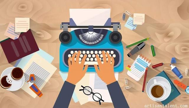 artikel copywriter website islam