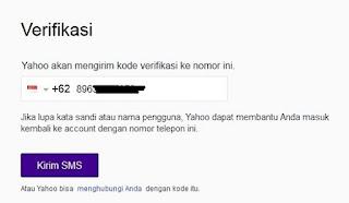 cara membuat email baru yahoo indonesia