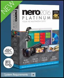Nero 2016 Trial