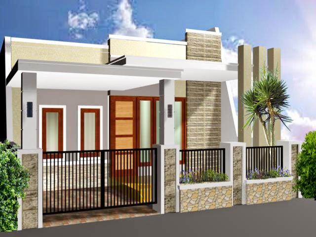 Model Desain Gambar Rumah Minimalis Type 36 | Juliana ...
