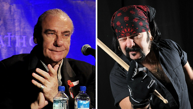Bill Ward dedica emotivo poema Vinnie Paul