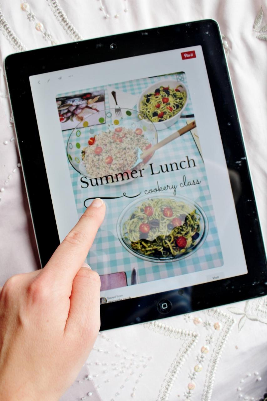 Using Pinterest for Blogging on Ginevrella