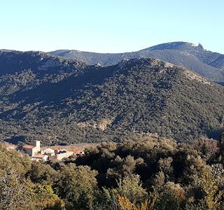 Duilhac sous Peyrepertuse un beau village de l'Aude