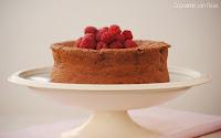 Tarta fácil de chocolate con almendras-cocinando-con-neus
