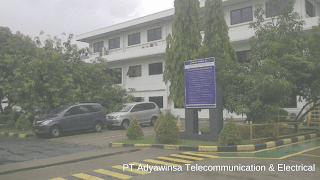 PT Adyawinsa Telecommunication & Electrical