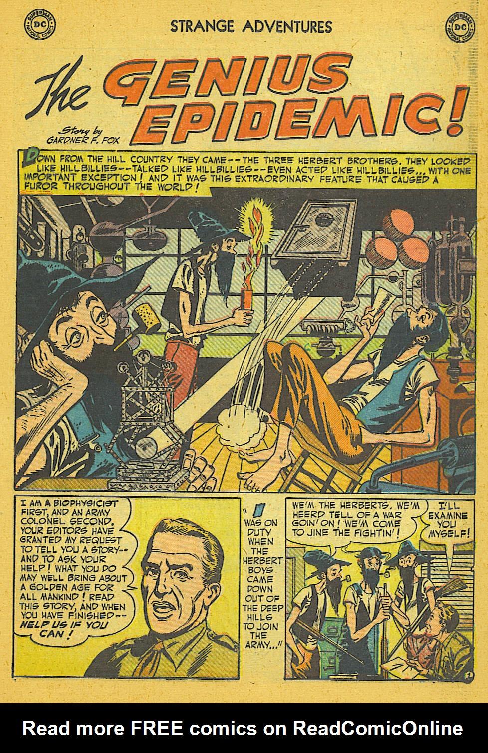 Strange Adventures (1950) issue 21 - Page 13