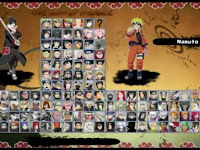 Download Game Naruto Senki Path of Strunggle 2 MOD Full Character Apk Terbaru