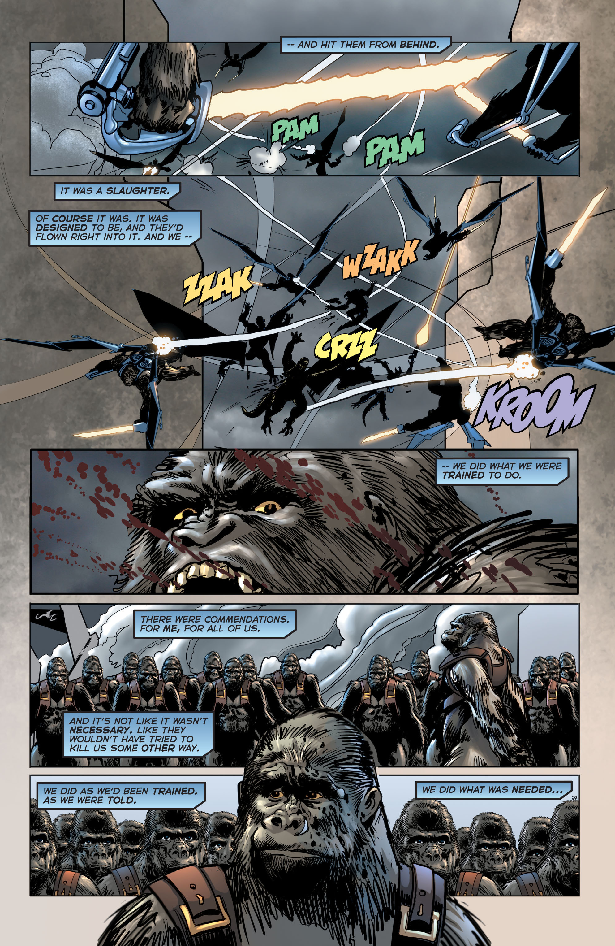 Read online Astro City comic -  Issue #24 - 3