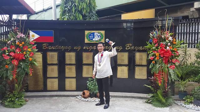 A South Korea Based OFW Named 2016 Bagong Bayani Awardee
