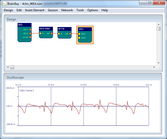 EEG Hacker: BrainBay - EEG Visualization Software