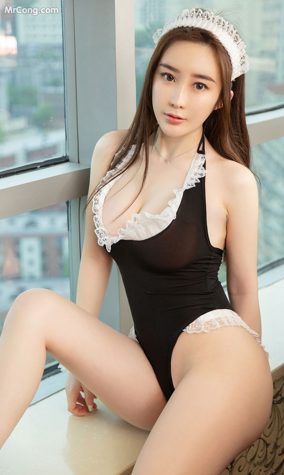 Image UGIRLS-Ai-You-Wu-App-No.1451-MrCong.com-005 in post UGIRLS – Ai You Wu App No.1451: 可心 (35 ảnh)