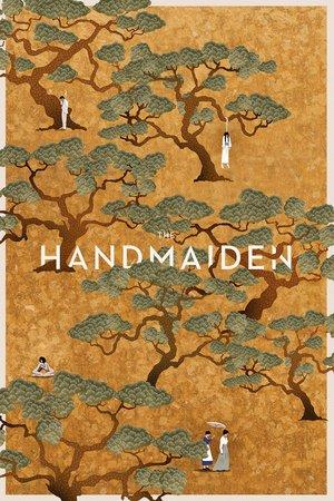 Poster The Handmaiden 2016