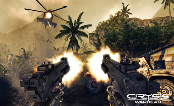 Crysis Warhead PC Free Download Screenshot 1