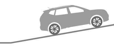 Performa Hill Start Assist Nissan X-Trail