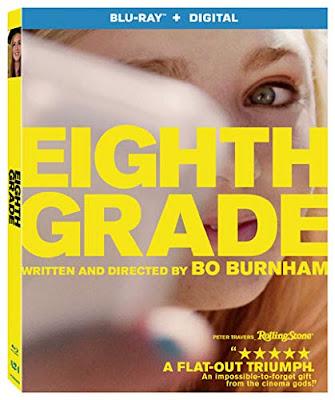 Eighth Grade 2018 Blu Ray