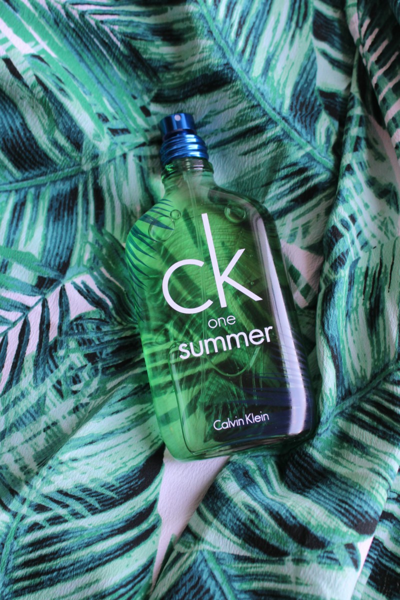 CK One Summer 2016