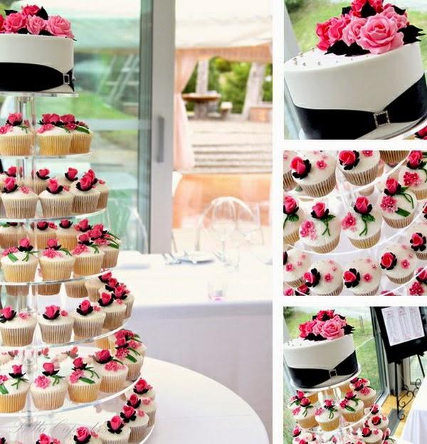 Unique Cupcake Wedding Ideas: Wedding Catering, Wedding Planner Florida