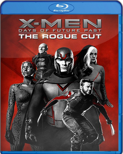 X-Men: Days of Future Past The Rogue Cut [BD25] [2014] [Latino] [Extras]