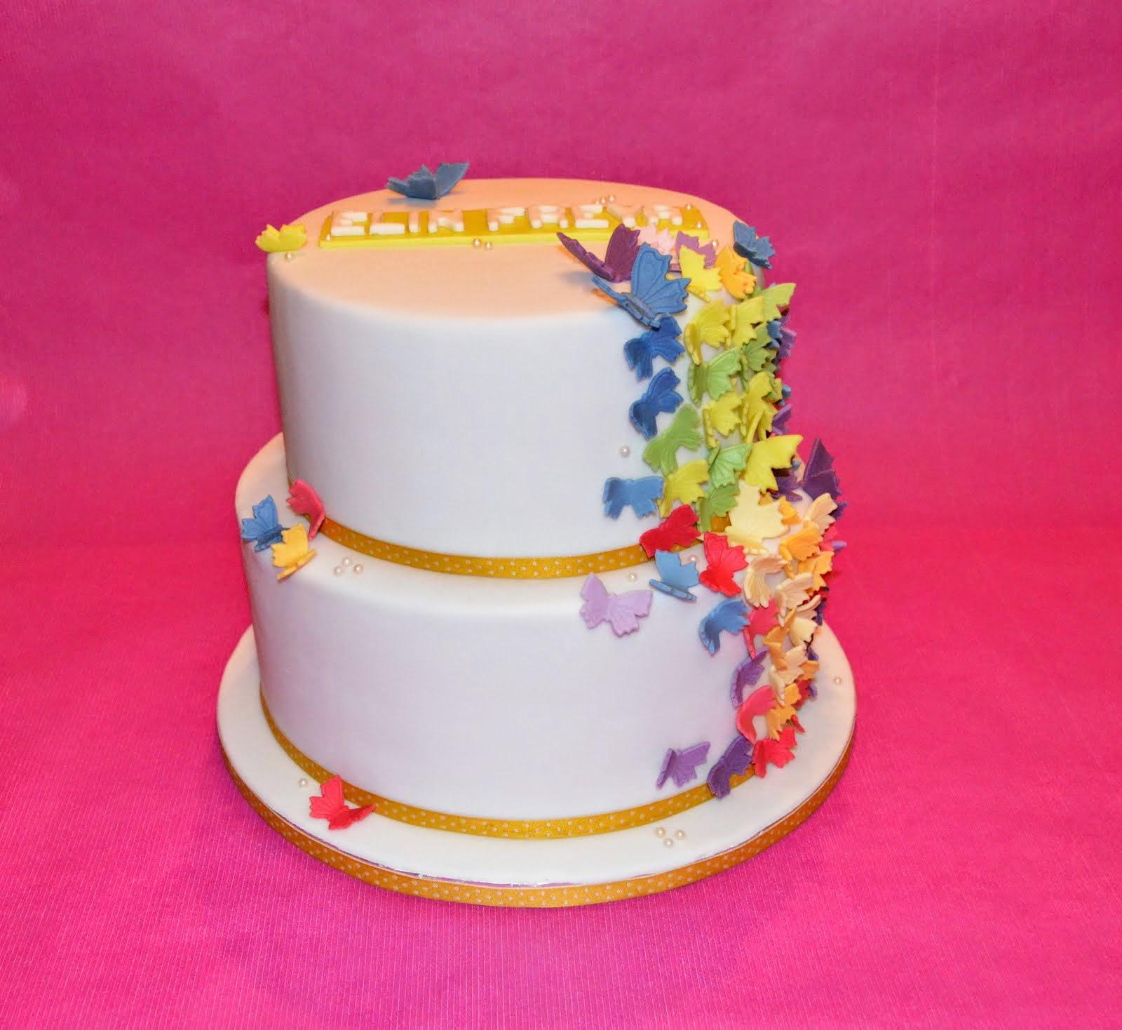 Torten  Cupcakes by Sibl Tauftorte im Nordlicht  und