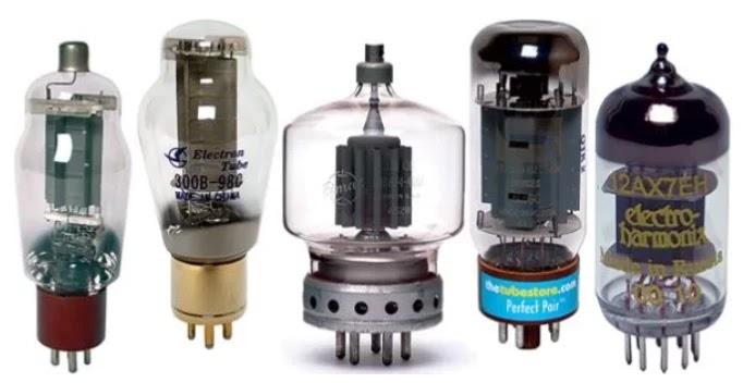 transistor tabung vakum