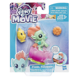My Little Pony Baby Hippogriff Flash Feather Brushable Pony