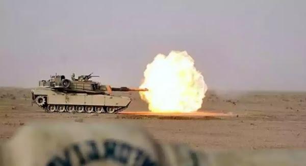 Αμερικανικό τανκ M1A2 Abrams χτύπησε κατά λάθος άλλο άρμα: Το πέρασε για κινούμενο στόχο - Βίντεο