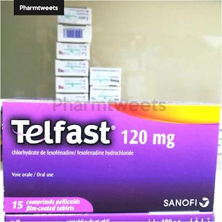 دواء تيلفاست telfast
