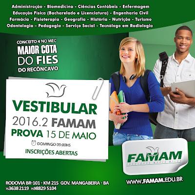 http://vestibular.famam.com.br/