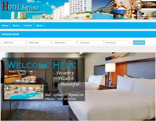 Download Sourcode System Informasi Perhotelan Booking ...