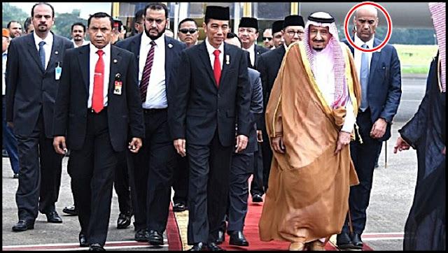 "5 Fakta Menarik Mengenal Pengawal Pribadi Raja Salman ""Brigjen Al-Faghm"" di Indonesia"