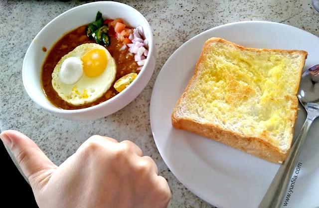 Menu Sarapan Pagi Yang Unik Di Restoran Lila Wadi