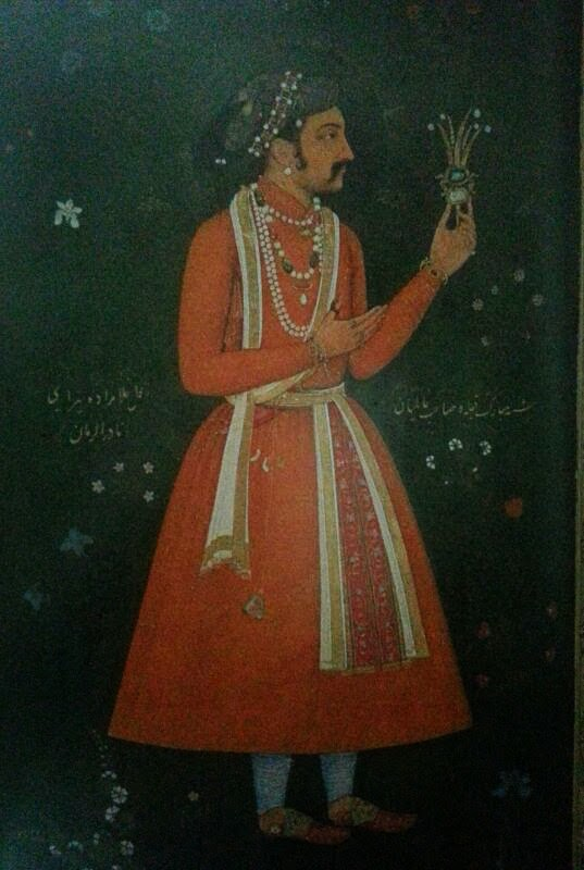 Mughal Paintings: Shah Jahan