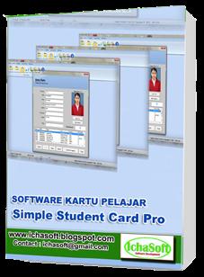 Software Kartu Anggota