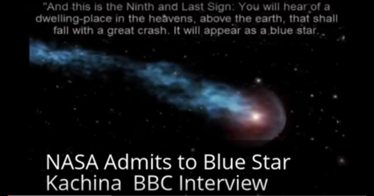 光明會 錫安長老會 聖羅馬帝國和NWO 及森遜密碼驗證: NASA承認霍皮人的預言藍克欽納存在! HEO 437 - 準備