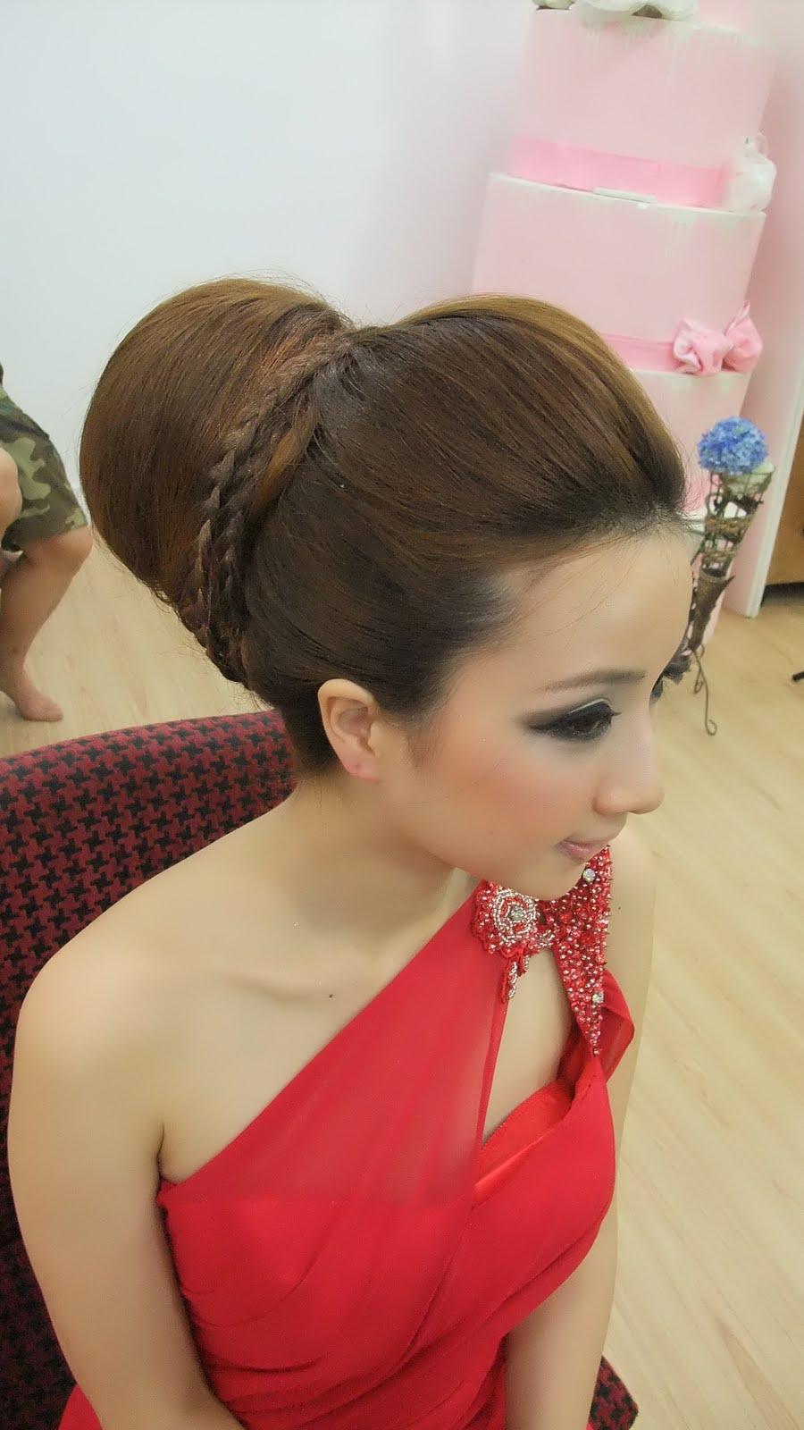 Grace Lin Makeup Professional Team: Grace Lin Professional Makeup Team: Make Up And Hair