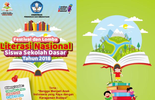 Fistival Literasi Nasional SD Tahun 2018