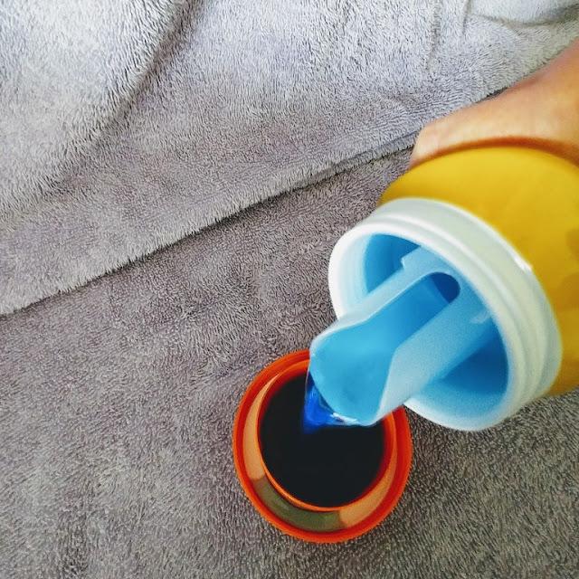 #ad Biz Stain Fighter liquid