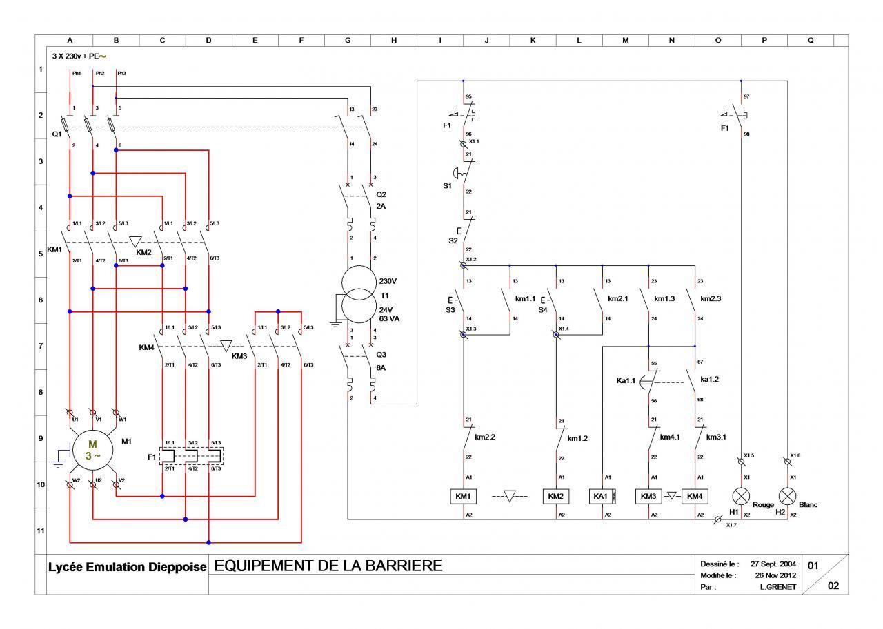 Schema Triangle Etoile 2 Sens De Rotation Pdf Telecharger